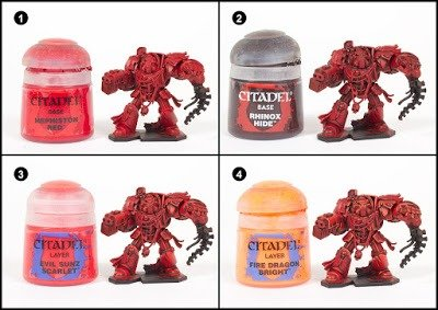 Blood Angel Tutorial