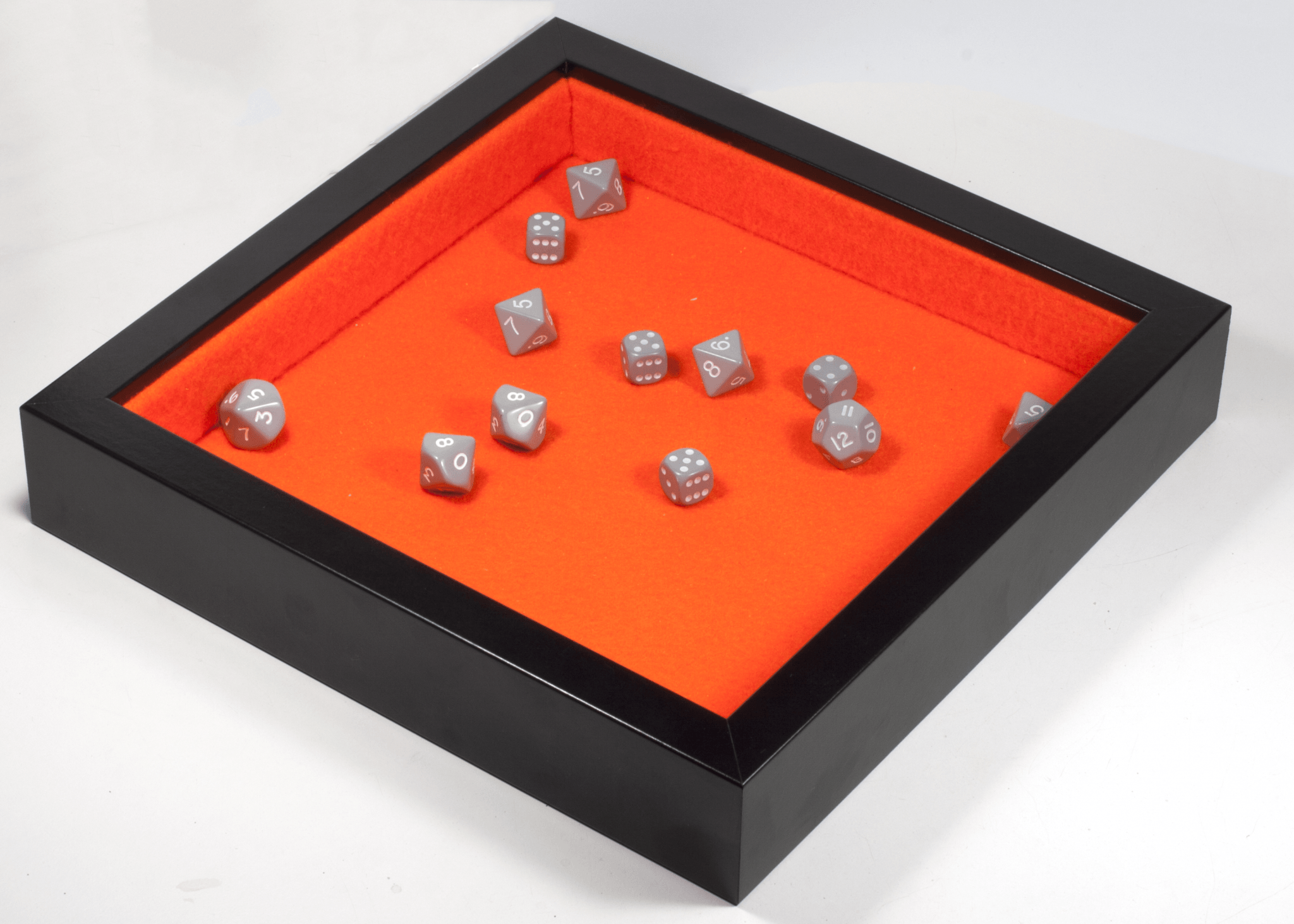 Cheap DIY Dice Tray - Roll A Die