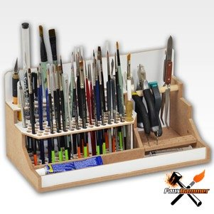 HobbyZone OM07a – Brushes and Tools Module