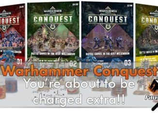 Warhammer Conquest Extra Charges