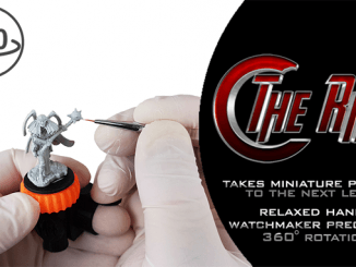 The Ring - Miniature Painting Handle