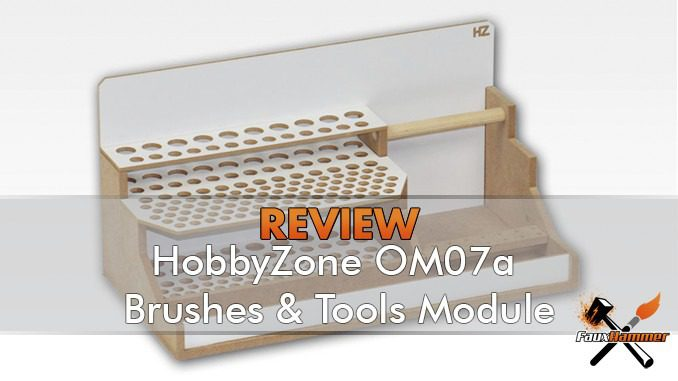 HobbyZone OM07a – Brushes & Tools Module Review