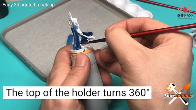 First Look - Redgrass Games RGG 360 Painting Handle